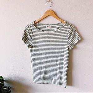 Striped Madewell T-Shirt